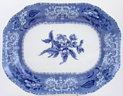Spode Camilla Meat Dish or Platter c1917