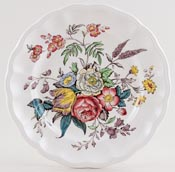 Spode Gainsborough colour Plate c1959