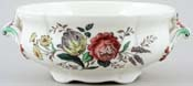 Spode Gainsborough colour Vegetable Dish base c1958