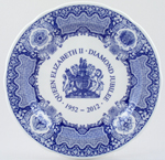 Commemorative Plate c2012