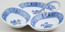 Spode Camilla Hors d'ouevres dish c1930s