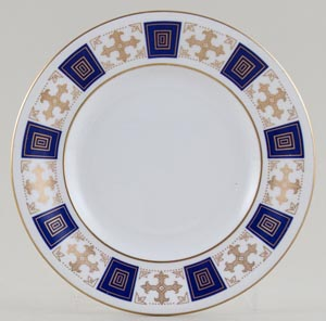 Spode Persia Plate c1960s