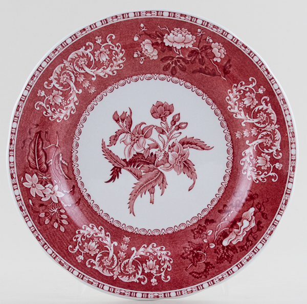 Spode Camilla pink Plate c1980s