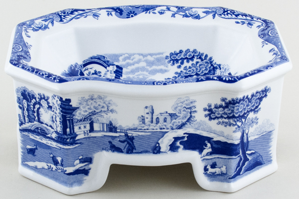 Spode Signature Collection Dog Bowl Italian c2003