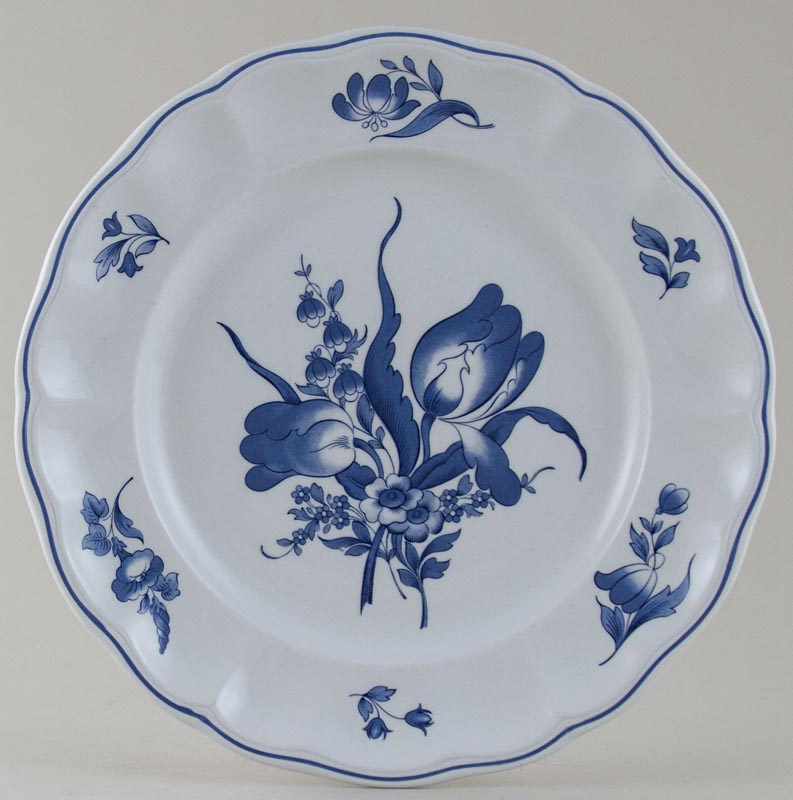 Spode Fontaine Plate c1990s