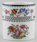 Spode Chinese Rose colour Preserve Pot Base  c1993