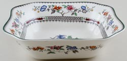 Spode Chinese Rose colour Bowl c1990s