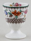 Spode Chinese Rose colour Egg Cup c1980s