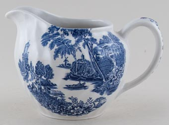 Swinnertons The Ferry Jug or Pitcher c1950s