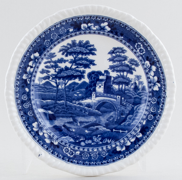 Spode Tower Plate c1930s