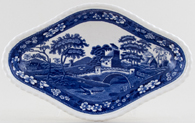 Spode Tower Dish diamond shape c1950s
