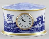Spode Blue Room Clock Tower c1998