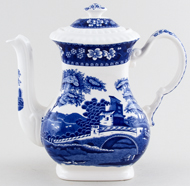 Spode Tower Coffee Pot c2004