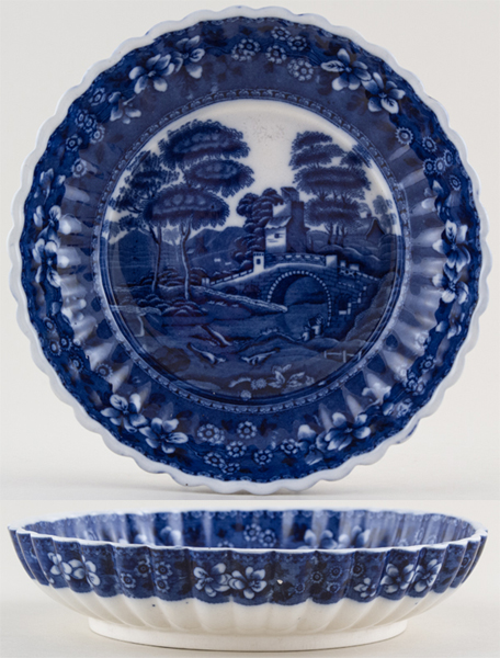 Spode Tower Dish 1930s