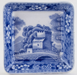 Spode Tower Pin Tray c1930s
