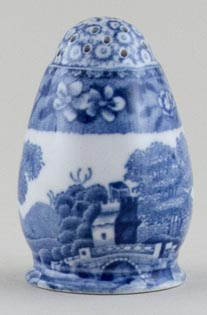 Spode Tower Pepper Pot c1930s