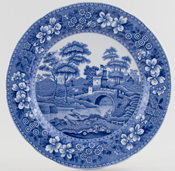 Spode Tower Plate c1929