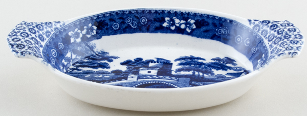 Spode Tower Dish c1956