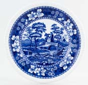 Spode Tower Plate c1957