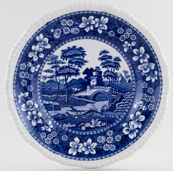 Spode Tower Plate c1952