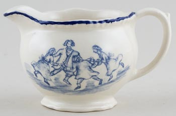 Woods Toile de Jouy Creamer or Jug