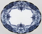 Meat Dish or Platter c1905