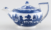 Wedgwood Willow Teapot c1913