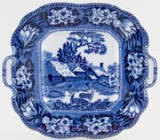 Bread and Butter Plate c1925