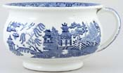 Wedgwood Willow Chamber Pot c1922