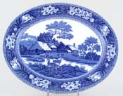 Meat Dish or Platter c1914