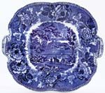 Bread and Butter Plate c1921