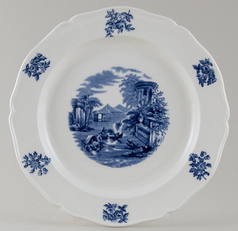 Wedgwood Unidentified Pattern Plate c1930s