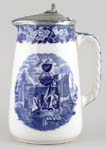 Jug or Pitcher Hot Water c1921