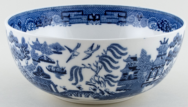 Wedgwood Willow Bowl c1930s