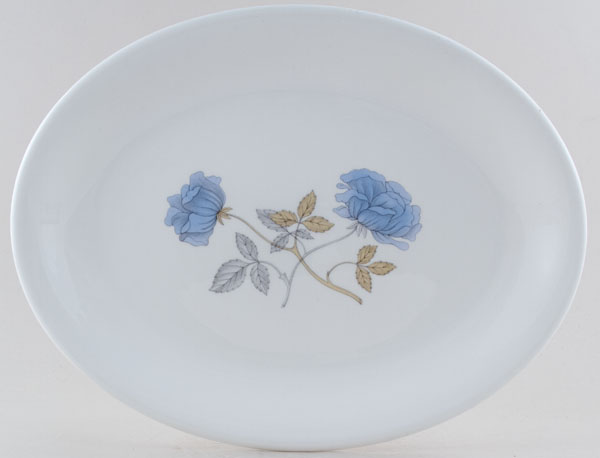 Wedgwood Ice Rose colour Meat Dish or Platter