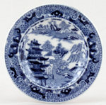 Toy Plate c1920