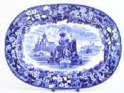 Meat Dish or Platter c1911