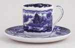 Coffee Cup and Saucer c1923