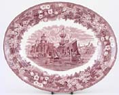 Meat Dish or Platter c1971