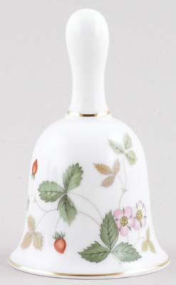Wedgwood Wild Strawberry colour Bell