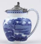 Jug or Pitcher Hot Water c1920
