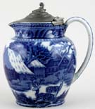 Hot Water Jug c1920