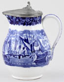 Hot Water Jug c1912