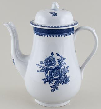 Wedgwood Springfield Coffee Pot large