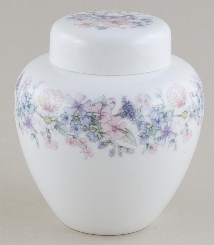 Wedgwood Angela colour Ginger Jar c1960s