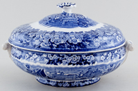 Vegetable Dish with Cover large c1933