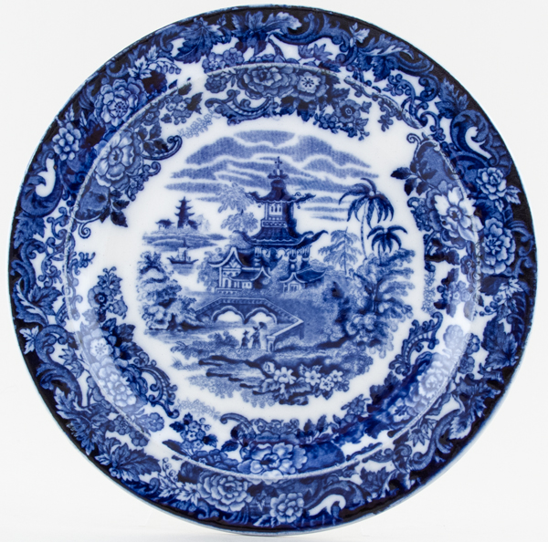 Wedgwood Chinese Plate c1920