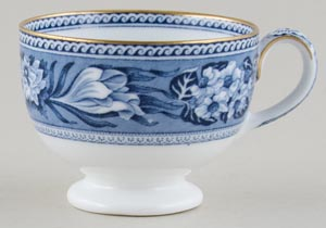 Wedgwood Fallow Deer Teacup c1910