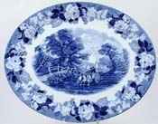 Meat Dish or Platter c1922
