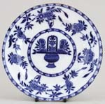 Side or Cheese Plate c1905